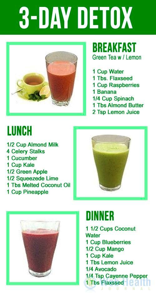 smoothie dieet