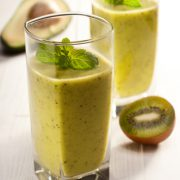 http://www.dreamstime.com/stock-photography-green-smoothie-avocado-kiwi-cucumber-mint-white-board-image40192942