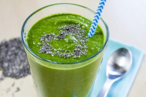 http://www.dreamstime.com/royalty-free-stock-photography-healthy-green-juice-smoothie-drink-fresh-fruit-vegetable-blue-striped-straw-chia-seeds-heart-garnish-image43652557